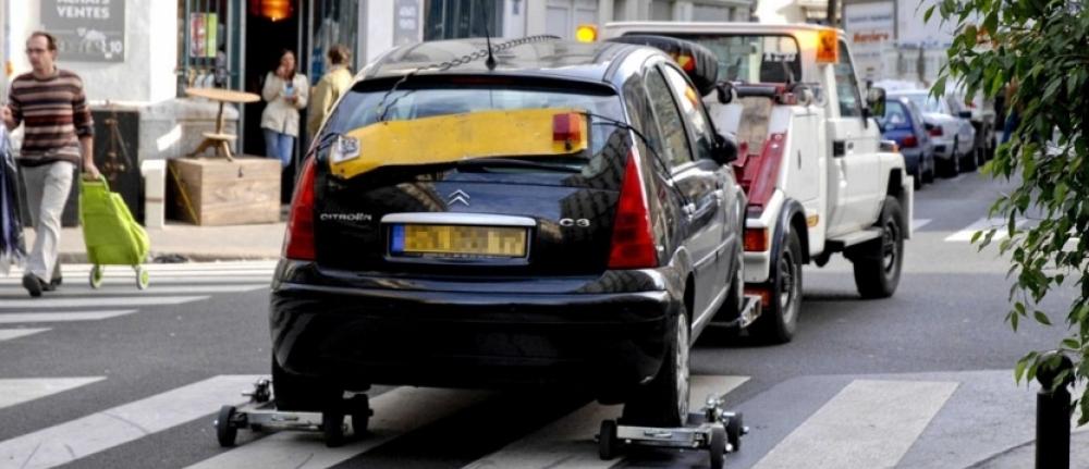 Assurance obligatoire pour retirer une voiture de la fourrière - Infos-Permis